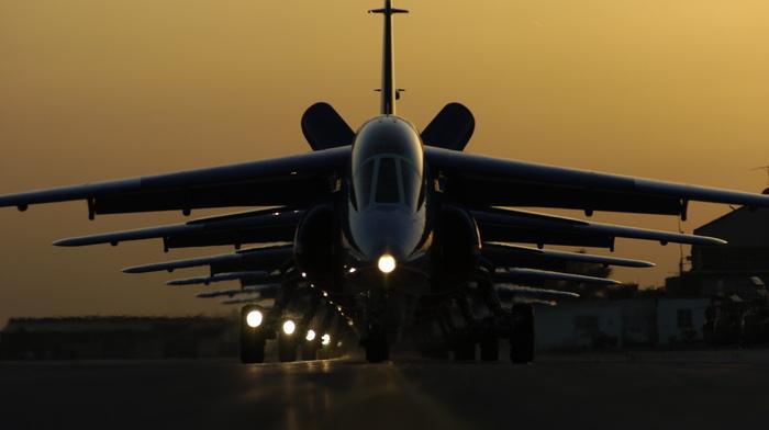 aircraft, jets