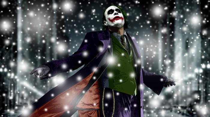 knife, Joker, movies