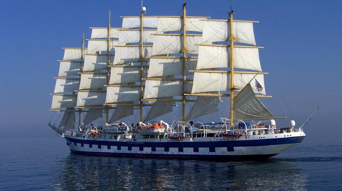 ship, sailfish, stunner
