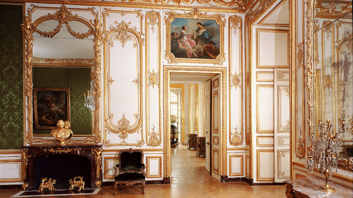 France, interior