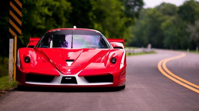 Ferrari, red, supercar, ferrari, cars