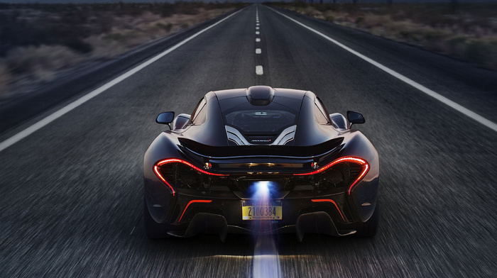 2014, auto, McLaren P1, supercar, cars