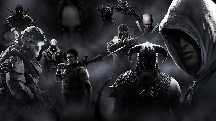 video games, the elder scrolls v skyrim