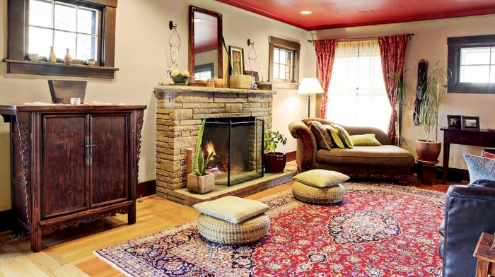 house, style, interior, villa, design