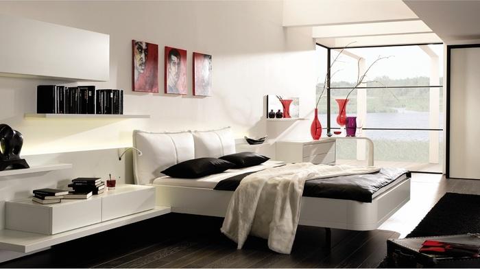 house, room, style, villa, interior, design
