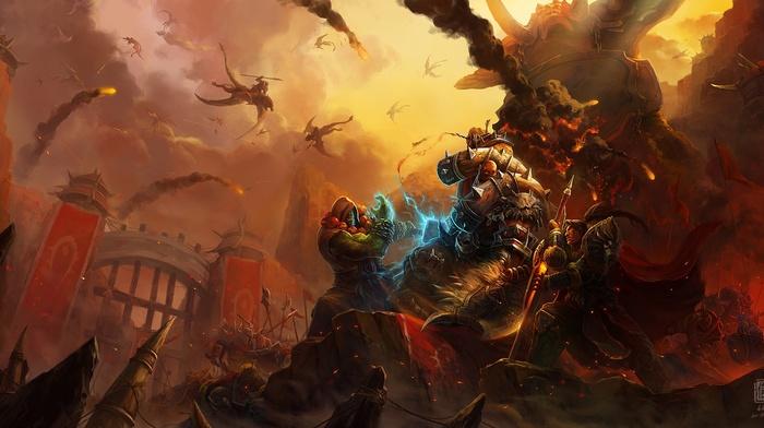World of Warcraft, Thrall, Garrosh Hellscream