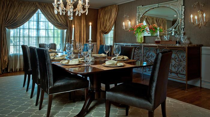 room, interior, style, villa, design, house