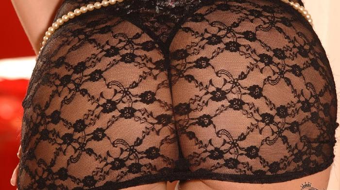 girls, thongs, bead