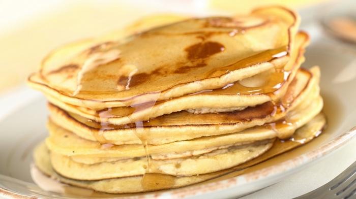 food, breakfast, pancakes