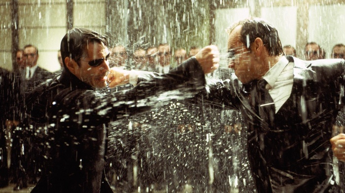 movies, The Matrix Revolutions, film stills, Neo