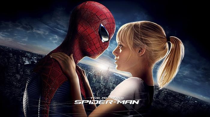 The Amazing Spider, man, movies, spider, Emma Stone