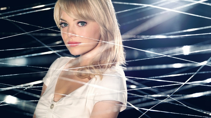 spider, man, The Amazing Spider, Emma Stone, movies