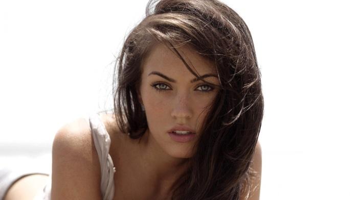 model, Transformers, celebrity, brunette, Megan Fox