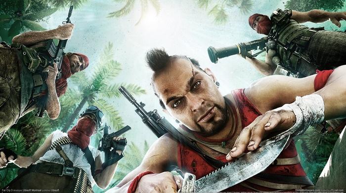 Far Cry, video games, Ubisoft, Vaas, Far Cry 3