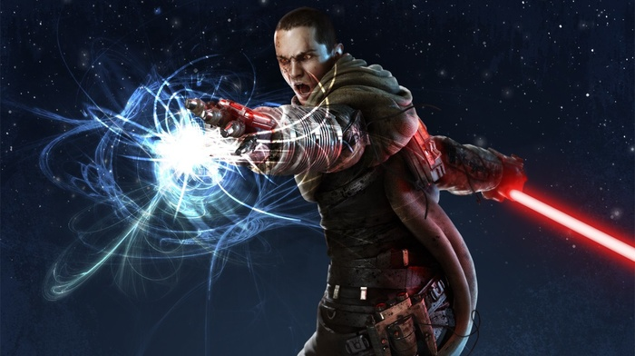 starkiller, video games, Star Wars The Force Unleashed