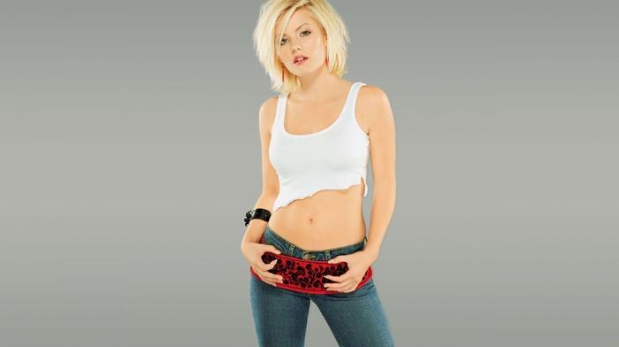 Elisha Cuthbert, blonde