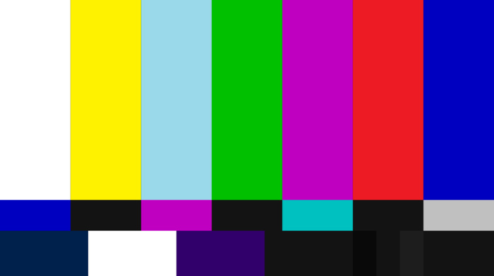 TV, abstract, test patterns