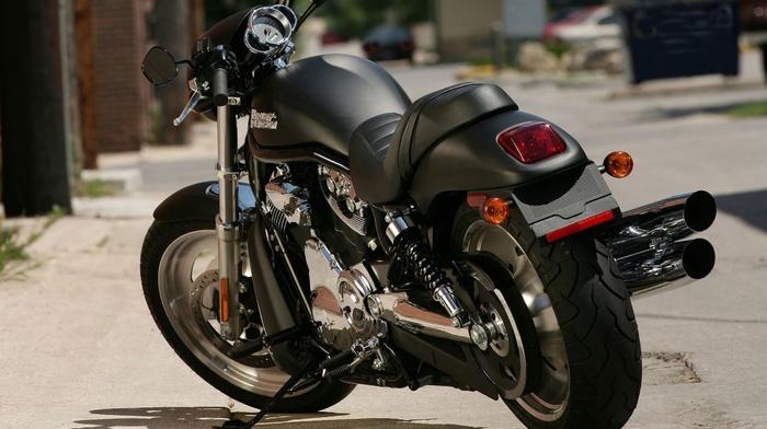 motorcycle, black, bike, motorcycles, road, street