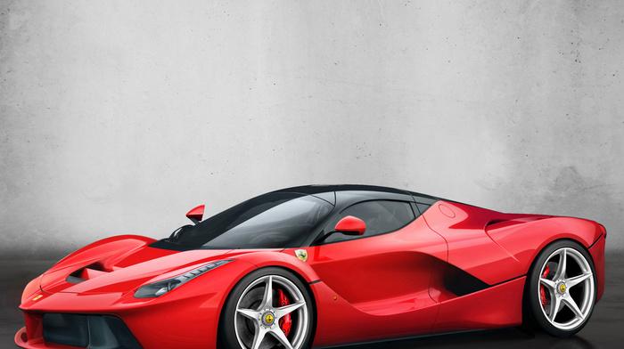 автомобили, спорткар, суперкар, красный, ferrari, Феррари