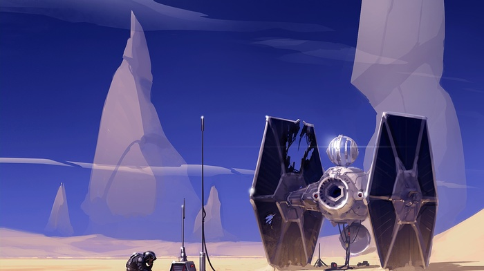 Tatooine, planet, Star Wars