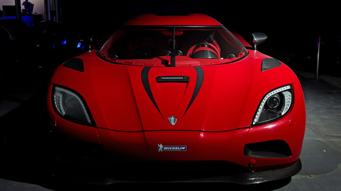 supercar, red, cars