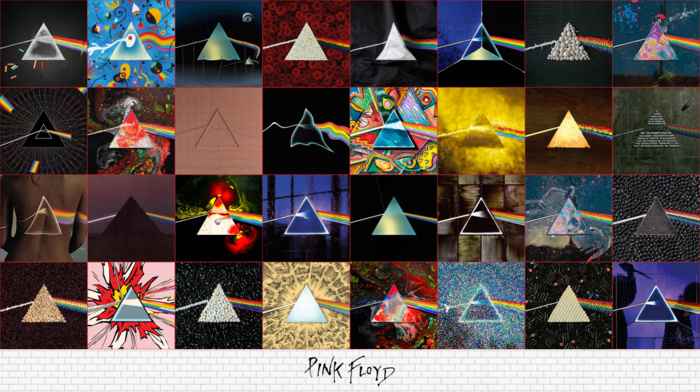 pink floyd, dark side of the moon, music