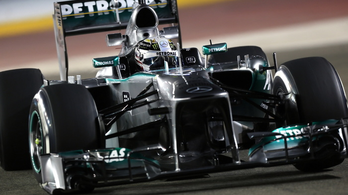 Formula 1, sports, Mercedes, race