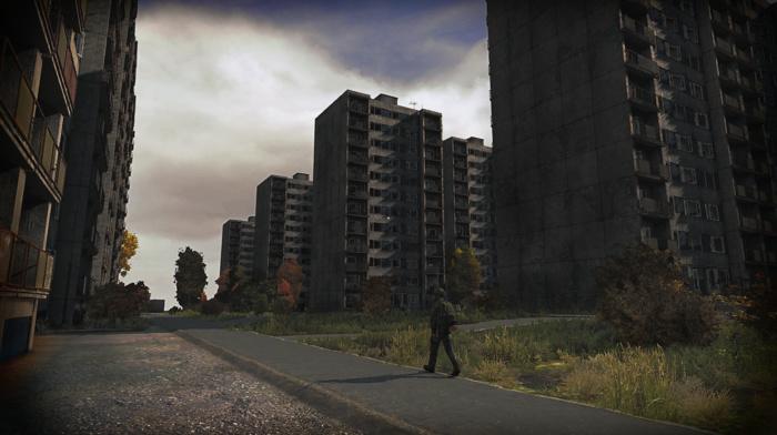 apocalyptic, abandoned, alone, DayZ