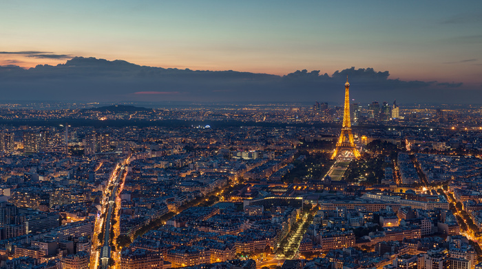 France, cities