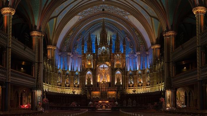 Христианство, архитектура, вера, красивые, стиль
