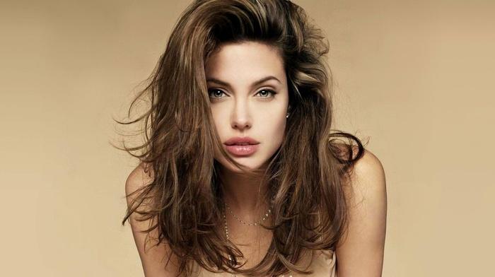juicy lips, girl, Angelina Jolie, actress