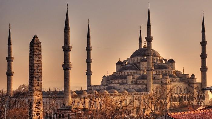 Стамбул, Турция, архитектура