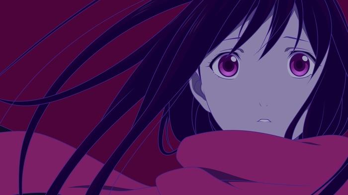 Iki Hiyori, Noragami, anime, anime girls, vectors