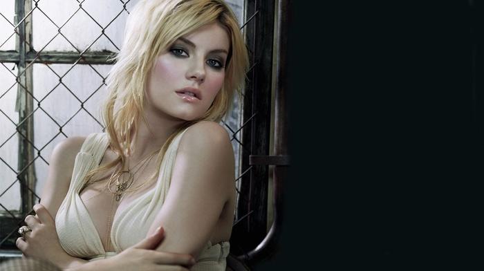 girl, blonde, actress, Elisha Cuthbert