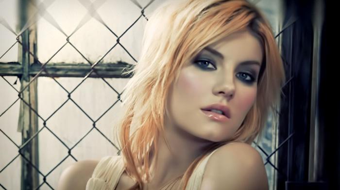 Elisha Cuthbert, blonde, girl