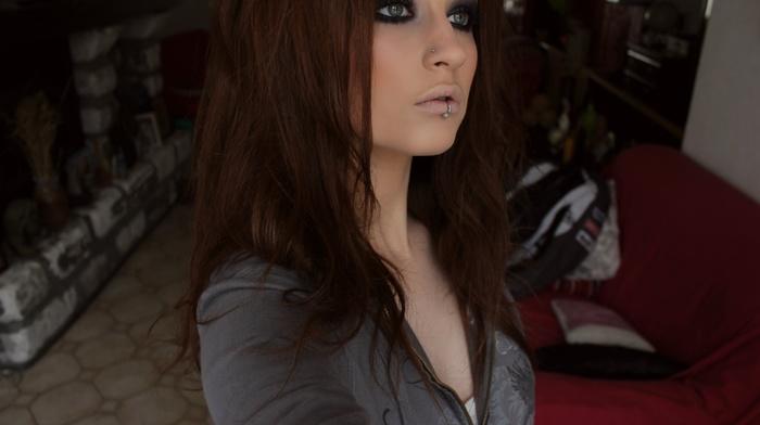 girl, bloodsuccubus, niky von macabre, model