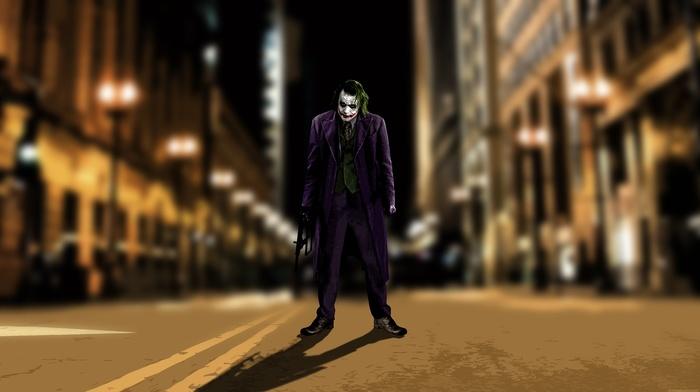 Joker, The Dark Knight, MessenjahMatt