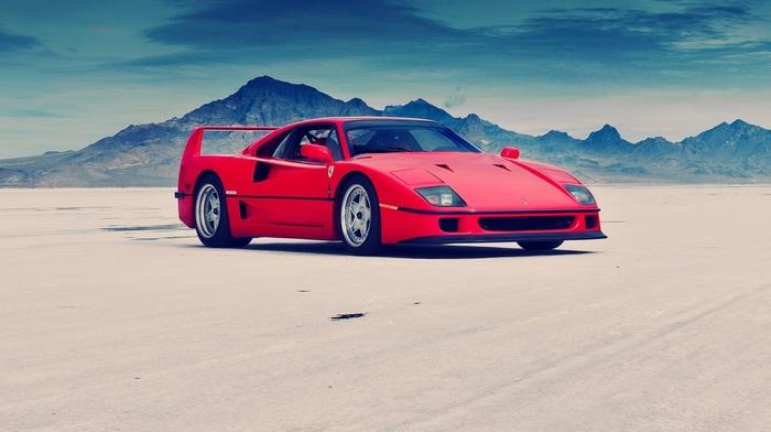 Ferrari, Ferrari F40
