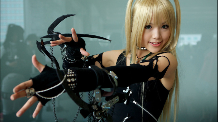 anime, cosplay, Death Note