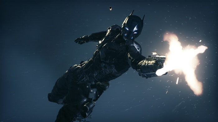 Batman, video games, Gotham City, Batman Arkham Knight, Rocksteady Studios