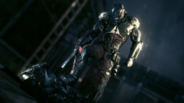 Batman Arkham Knight, Batman, video games, Gotham City, Rocksteady Studios