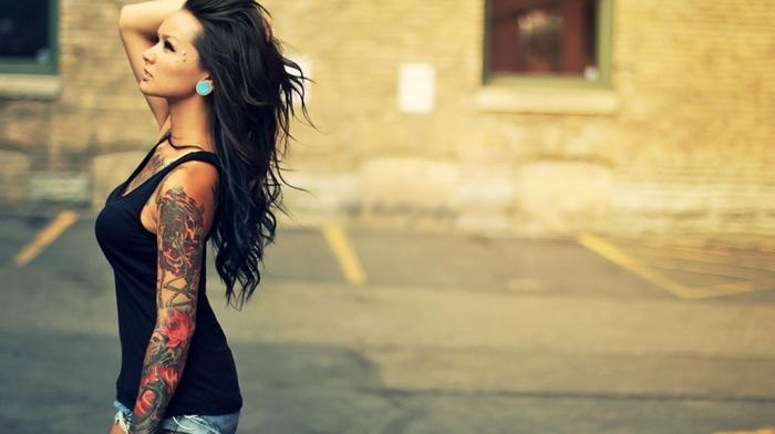 Девушка тёмный волосочки фото фото 802-653