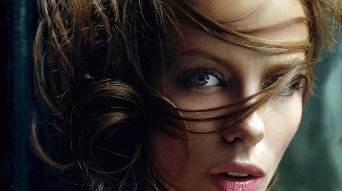 знаменитость, актриса, девушка, брюнетка, лицо