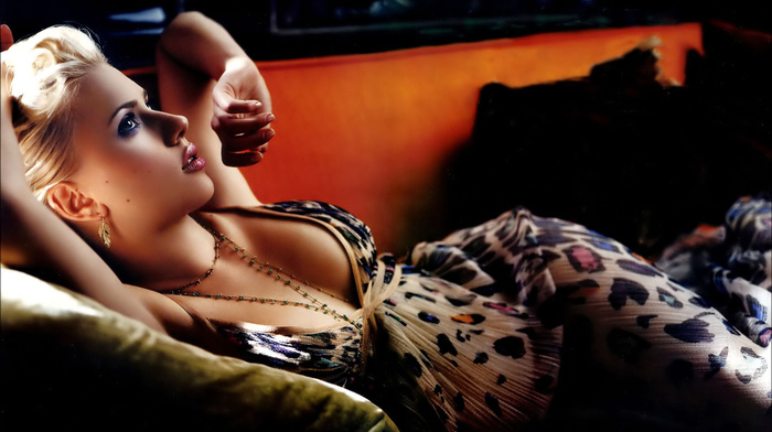 Scarlett Johansson, dress, movies, actress