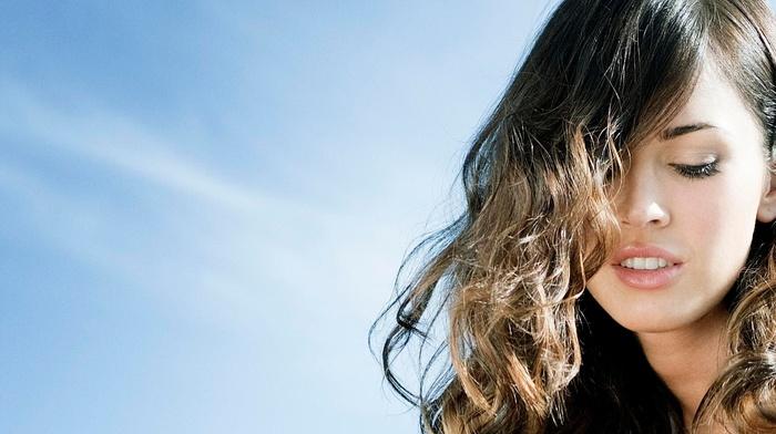 actress, face, Megan Fox, girl, celebrity