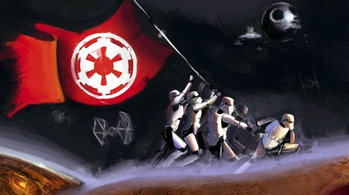 флаг, Звездные войны