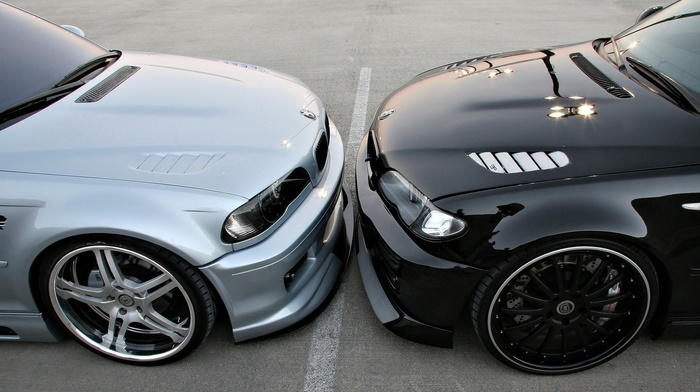 race, bmw, black, cars, BMW, tuning, sportcar, wheels, track