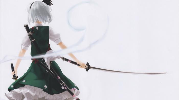 аниме, меч