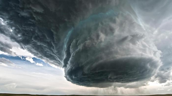 nature, beautiful, power, stunner, storm, clouds