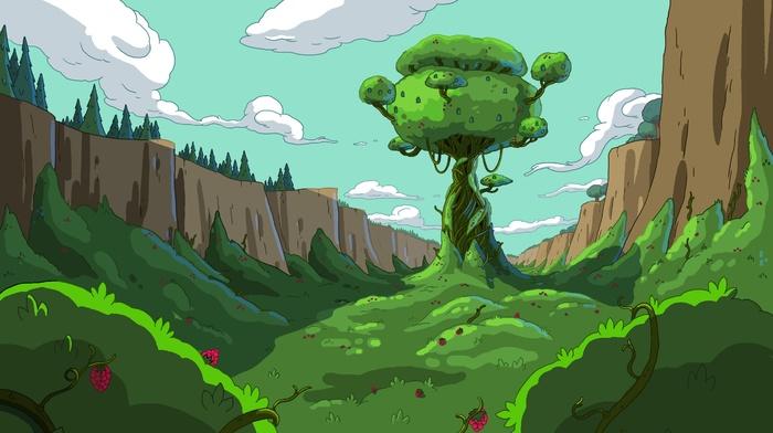 Adventure Time, cartoon